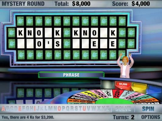 Wheel Of Fortune Game Online Free